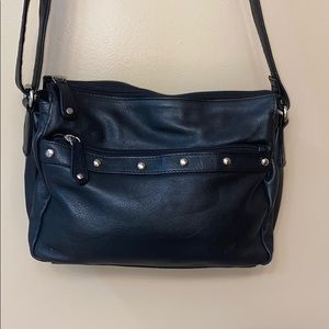Great American Leather Works leather Crossbody